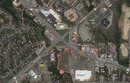 Walmart Excess Property - Fort Worth