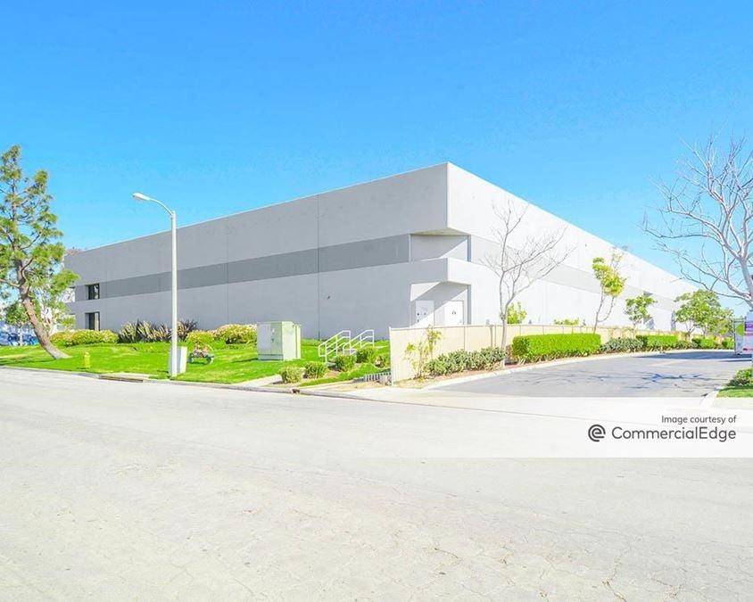 Block Distribution Center
