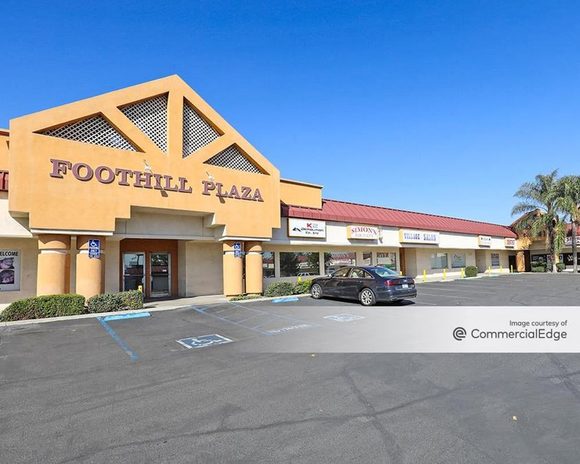 Foothill Plaza