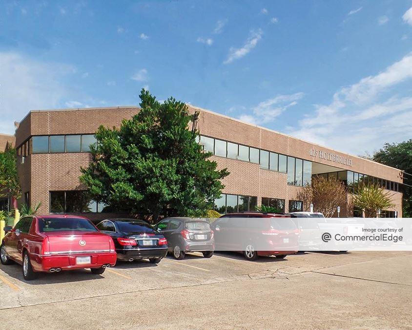 Tomball Professional Atrium Building
