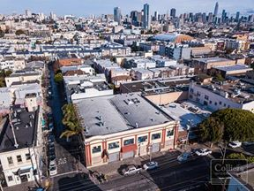 20,400 SF Mission District Building Available For Lease/Sale