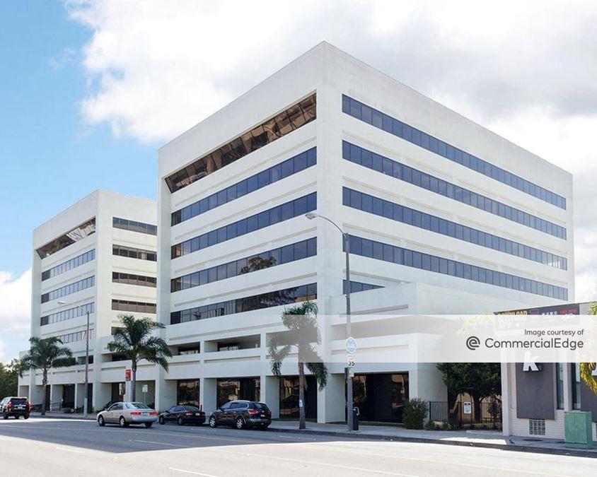 La Brea Plaza - North Tower