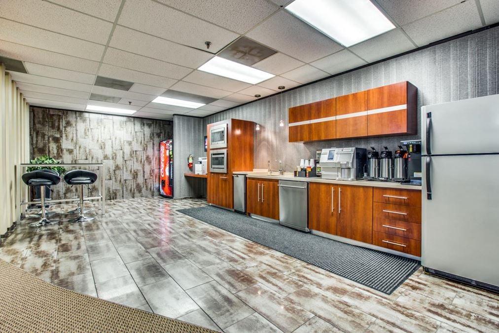 WORKSUITES | West LBJ Freeway