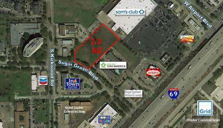For Sale   2.3 Acre Development Site - Stafford