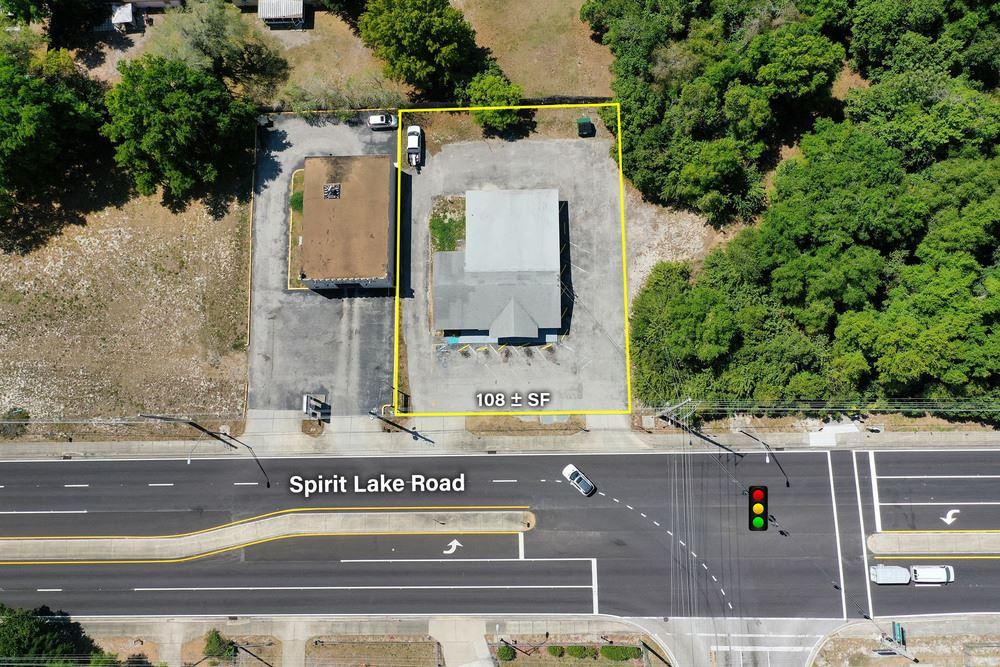801 Spirit Lake Road