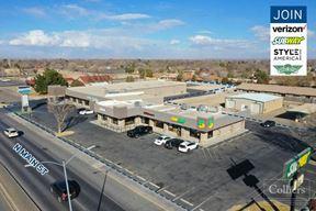 Landing Site Plaza - Roswell