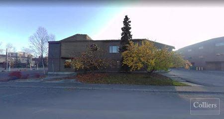 821 N Street - Suite 200 - Office Condo - Anchorage