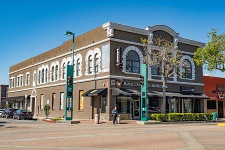 Parker Building - Fullerton