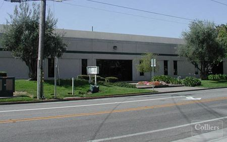 R&D SPACE FOR SUBLEASE - Sunnyvale