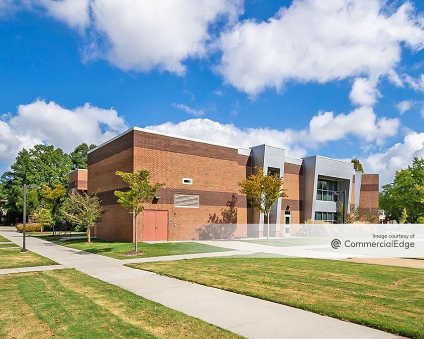 Tidewater Community College Virginia Beach Campus - Bayside Building