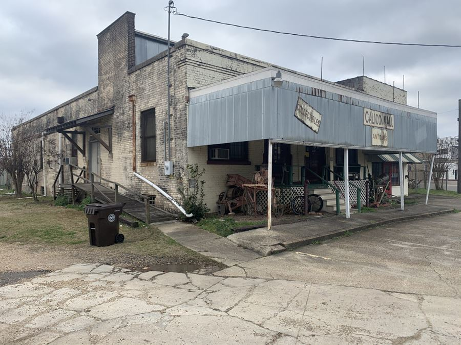 Turn-Key Antiques Business For Sale | Downtown Hattiesburg