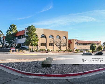 The Courtyard Building - El Paso