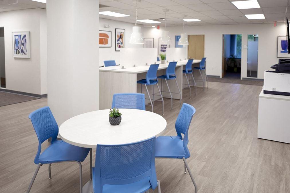 Office Evolution | Union County Clark