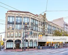 Orpheum Theatre Building - San Francisco