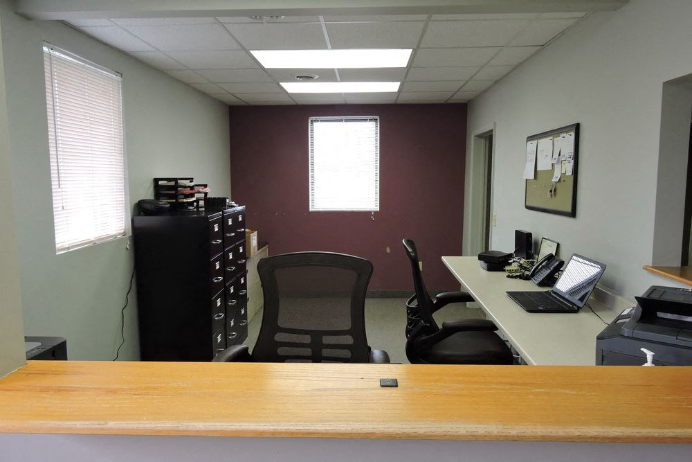 High Traffic Office Space