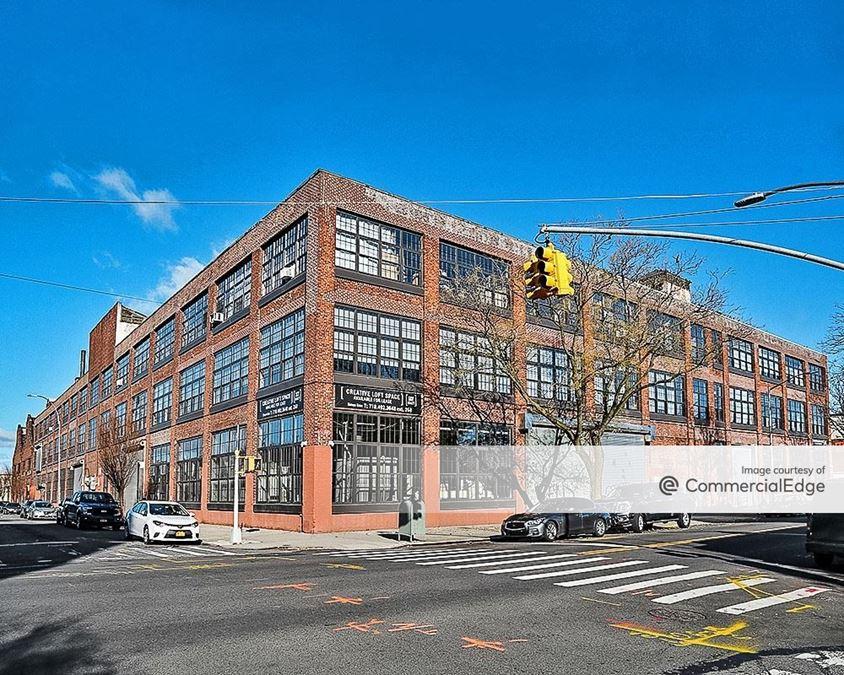 The Sunset Warehouse