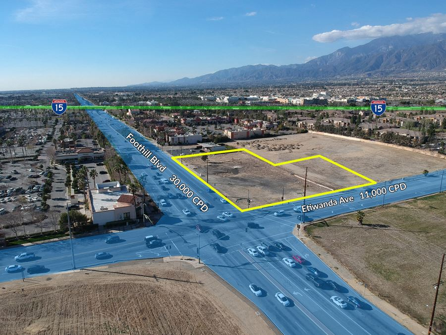 1.73 Acres for Lease