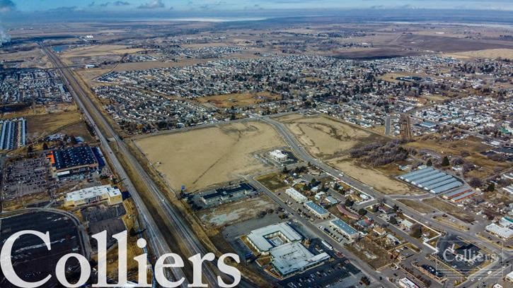 Mixed Use Commercial Opportunities in Chubbuck, Idaho