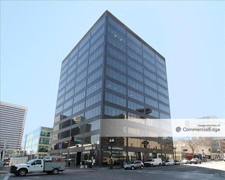 The Golden West Tower Building - Oakland