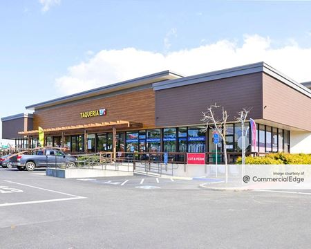 Marin Square Shopping Center - San Rafael