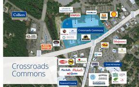 Crossroads Commons Shopping Center