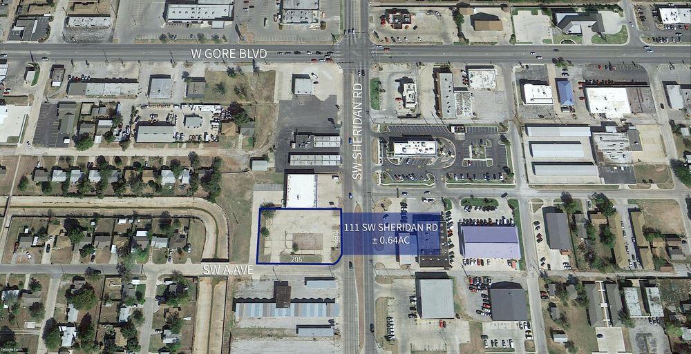 111 SW Sheridan Rd