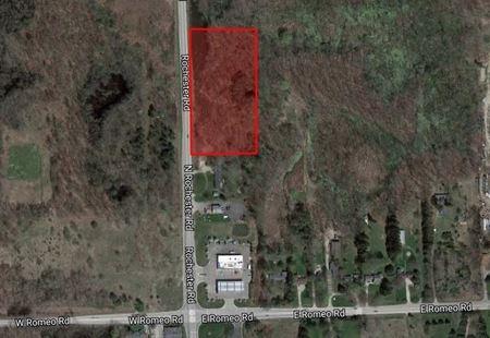 1.5 Acre Commercial Land - Addison Township