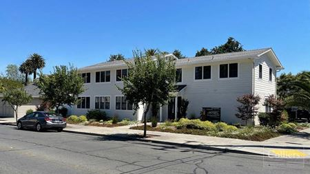 OFFICE SPACE FOR LEASE - Napa
