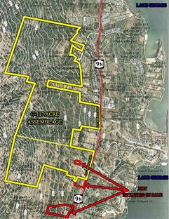 117 Acre Lake George Development Site - Lake George