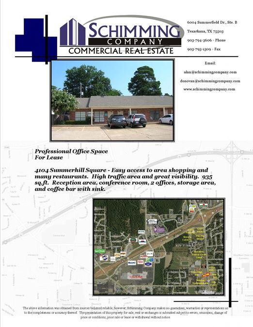 4104 Summerhill Road