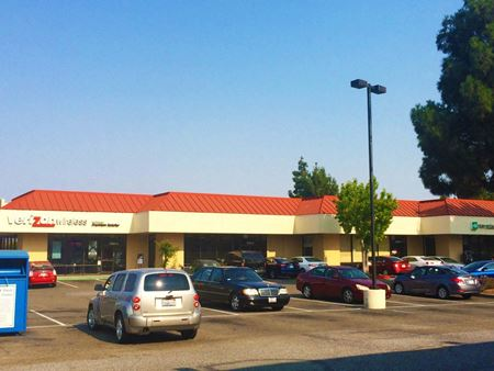 Blossom Hill Shopping Center - San Jose