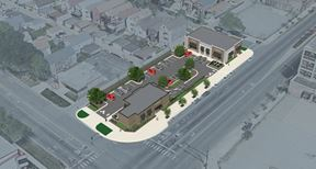 Drive-Thru and Retail Opportunity