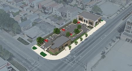 Drive-Thru and Retail Opportunity - Chicago