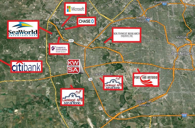 The Peak SA - 26.3891 Acres - Remaining Retail Land