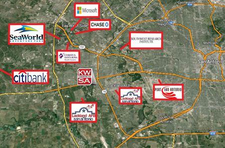 The Peak SA - 26.3891 Acres - Remaining Retail Land - San Antonio
