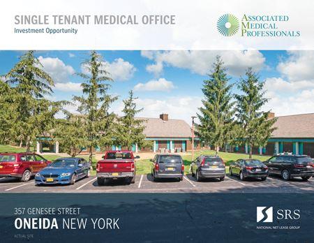 Oneida, NY - Associated Medical Professionals - Oneida