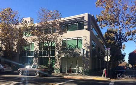 OFFICE SPACE FOR LEASE - Berkeley