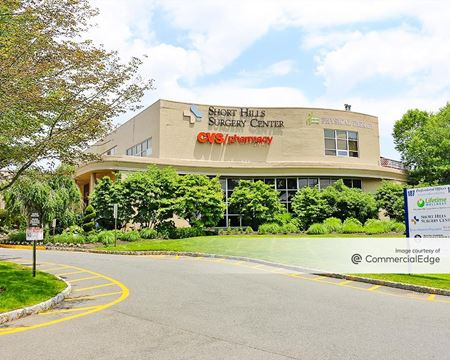 Millburn Gateway Center - Millburn