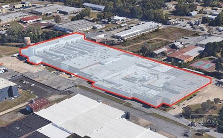 For Lease: 1301 E 8th St - North Little Rock
