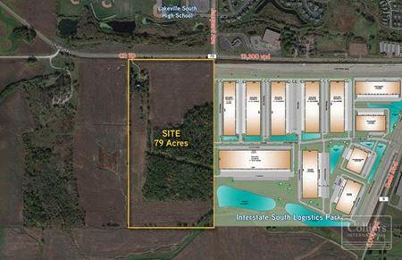 Lakeville Land  79 Acres - Lakeville