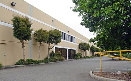 WAREHOUSE/DISTRIBUTION SPACE FOR LEASE - Hayward