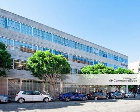 Levi's Plaza - Saddleman Building - San Francisco