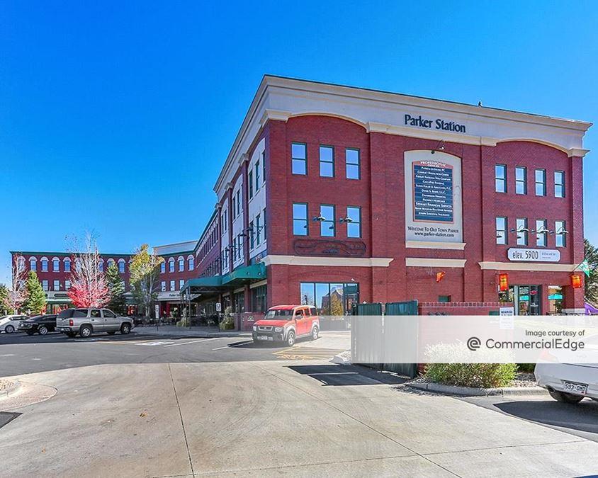 Parker Station Professional Office Building