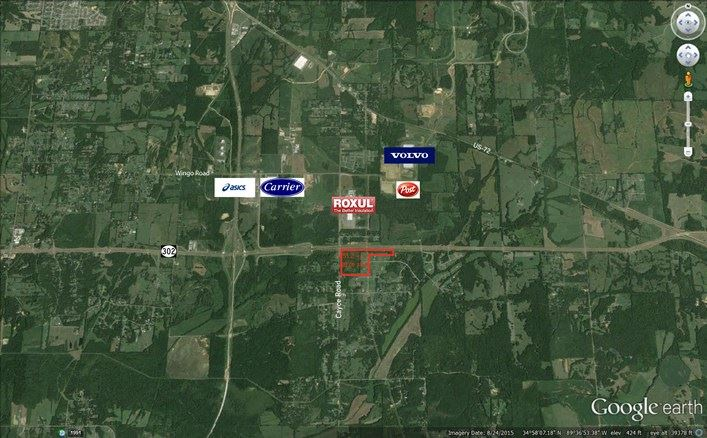 51.2 Acres for Sale   Marshall County