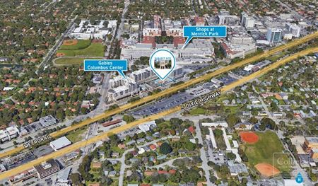 Retail/ Restaurants/ Office Space for Lease - Coral Gables