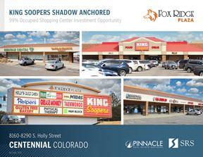 Centennial, CO - Foxridge Plaza - Centennial