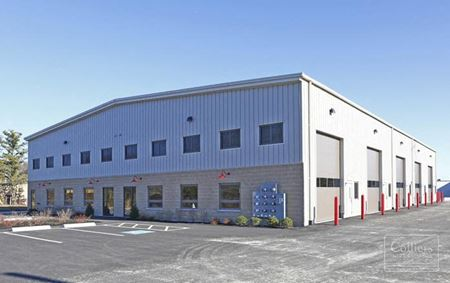 3,000 SF Warehouse Sublease Available in Plymouth - Plymouth