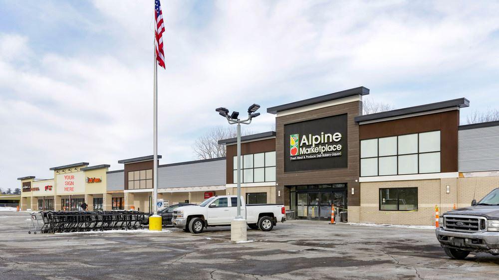 Alpine Plaza