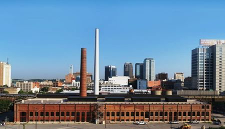 Powell Steam Plant - Birmingham