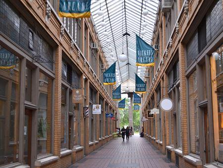 Nickels Arcade - Ann Arbor